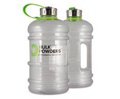 BULK POWDERS Garrafa BULK POWDERS™ Serie Pro™, 2.2 Litros, Accesorios