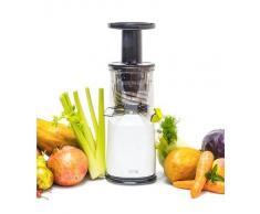 Licuadora Para Frutas Y Verduras De Prensado En Frío, Extractor De Jugo Cecojuicer Compact De Cecotec