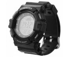 Spovan SPV706 barometro de pesca al aire libre altimetro seguimiento artes digital reloj de pulsera de cuarzo