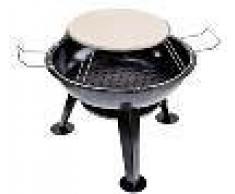 Climatime Barbacoa De Carbón Brasero, Grill Y Pizzas Barbacoa Pfb14