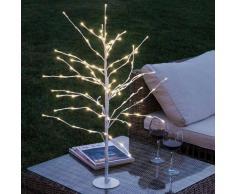CHRISTMAS PLANET ÁRBOL NEVADO DECORATIVO (112 LED)