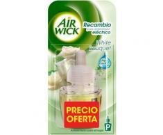 Airwick ambientador eléctrico recambio white bouquet, 25