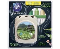 Ambipur ambientador 3volution eléctrico aparato + recambio japan essence