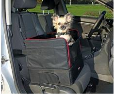 Trixie Asiento Coche de Nylon para Perro