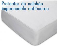 Pikolin Protector de colchón Rizo impermeable PP06 Pikolin