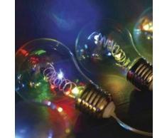 eminza Guirnalda luminosa Bombilla Multicolor 10 LED