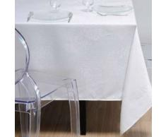 eminza Mantel rectangular (L300 cm) Totema Blanco