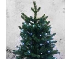 eminza Cortina para árbol Flashing light alto 1,50 cm Blanco frío 168 LED