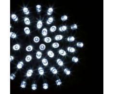 eminza Guirnalda luminosa Tecnobriright 10 m Blanco frío 100 LED CV