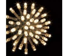 eminza Guirnalda luminosa Tecnobriright 20 m Blanco cálido 200 LED CT