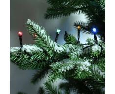 eminza Guirnalda luminosa Durawise 7,10 m Multicolor 96 LED CN