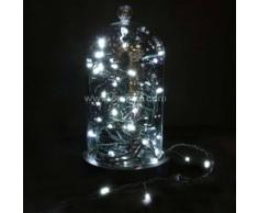 eminza Guirnalda luminosa Flashing Light 8 m Blanco frío 128 LED
