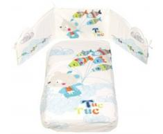 Tuc Tuc Edredón + Protector Desenfundable Cuna Kimono 140x70 Cm Tuc Tuc 0m+