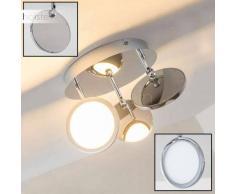 Alberton Lámpara de techo LED Cromo, 3 luces - 500 Lumen - Moderno - Zona interior - 3000 Kelvin - 2 - 4 días laborables .