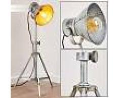 Svanfolk Lámpara de Pie Gris, Color óxido, 1 luz - - Industrial - Zona interior - - 6 o 10 días laborables .