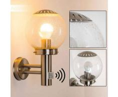 Globo BOWLE II Lámpara para exterior Acero inoxidable, 1 luz - - Moderno/Diseño - Zona exterior - - 4 - 8 días laborables .