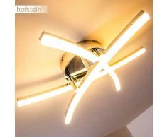 Campbellton Lámpara de techo LED Acero inoxidable, 3 luces - 360 Lumen - Moderno/Diseño/vivienda Juvenil - Zona interior - 3000 Kelvin - 4 - 8 días laborables .