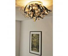 Dallas Lámpara de techo Cromo, Acero inoxidable, 3 luces - - Moderno/Diseño - Zona interior - - 2 - 4 días laborables .