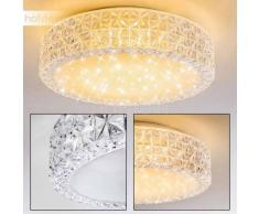 Norra Lámpara de Techo LED Blanca, 1 luz - 960 Lumen - Clásico - Zona interior - 3000 Kelvin - 4 - 8 días laborables .