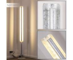 Lendum Lámpara de Pie LED Plata, 1 luz - - Moderno/Diseño - Zona interior - 3000 Kelvin - 4 - 8 días laborables .