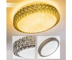 Soppero Lámpara de Techo LED Antracita, 1 luz - 1920 Lumen - Diseño - Zona interior - 3000 Kelvin - 4 - 8 días laborables .