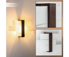 Lovikka Aplique Madera oscura, 1 luz - - Diseño - Zona interior - - 2 - 4 días laborables .