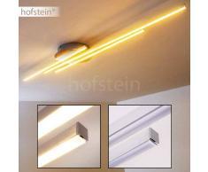 Emo Lámpara de techo LED Acero bruñido, 3 luces - 2150 Lumen - Diseño - Zona interior - 3000 Kelvin - 4 - 8 días laborables .