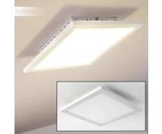 AILIK Lámpara de Techo LED Blanca, 1 luz - 1750 Lumen - Moderno - Zona interior - 4000 Kelvin - 4 - 8 días laborables .