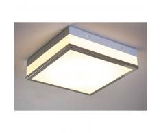 Wing Lámpara de techo LED Cromo, 1 luz - 1600 Lumen - Moderno - Zona interior - 3000 Kelvin - 2 - 4 días laborables .
