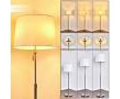Neuville Lámpara de Pie Níquel-mate, 3 luces - - Moderno/Clásico/Loft/Simpre actuales - Zona interior - - 6 o 10 días laborables .