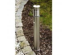 Dakar Lámpara de pie para exterior Acero inoxidable, 1 luz - - Moderno - Zona exterior - - 2 - 4 días laborables .