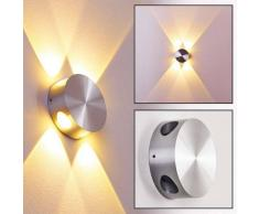 Lente Aplique para exterior LED Aluminio, 4 luces - 320 Lumen - Moderno - Zona exterior - 3000 Kelvin - 2 - 4 días laborables .