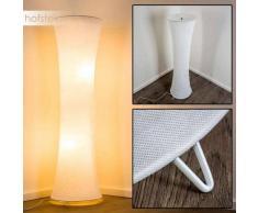 HERON Lámpara de Pie Blanca, 2 luces - - Moderno - Zona interior - - 2 - 4 días laborables .