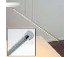 Globo Fenja Lámpara colgante LED Cromo, 1 luz - 720 Lumen - Moderno/vivienda Juvenil/Fun - Zona interior - 3200 Kelvin - 6 o 10 días laborables .