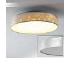 Victoria Lámpara de techo LED Blanca, 1 luz - 2200 Lumen - Diseño - Zona interior - 3000 Kelvin - 2 - 3 semanas .