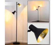 Lámpara de Pie Mavas Negro, 2 luces - - Moderno - Zona interior - - 2 - 4 días laborables .