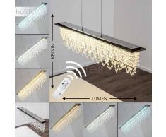 Slidre Lámpara Colgante LED Cromo, 1 luz - 1700 Lumen - Moderno/Diseño - Zona interior - - 2 - 4 días laborables .