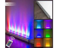Kolari Lámpara de Pie LED Aluminio, 18 luces - 435 Lumen - Moderno - Zona interior - RGB Kelvin - 4 - 8 días laborables .