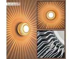 Barrow Aplique Aluminio, 1 luz - 450 Lumen - Diseño - Zona interior - 2700 Kelvin - 2 - 4 días laborables .