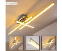 Georgina Lámpara de techo LED Cromo, 3 luces - 1500 Lumen - Diseño - Zona interior - 3000 Kelvin - 2 - 4 días laborables .
