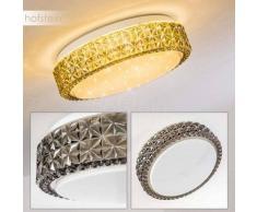 Soppero Lámpara de Techo LED Antracita, 1 luz - 960 Lumen - Diseño - Zona interior - 3000 Kelvin - 4 - 8 días laborables .