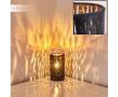 Liared Lámpara de Mesa Negro, 1 luz - - Moderno/Diseño/Clásico - Zona interior - - 6 o 10 días laborables .