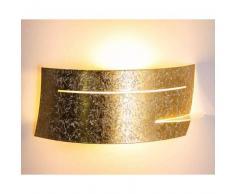 Novara Aplique dorado, 1 luz - - Moderno/Diseño - Zona interior - - 2 - 4 días laborables .