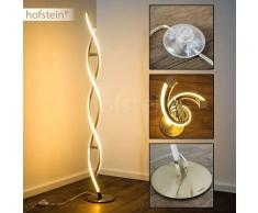 Wellington Lámpara de pie LED Acero inoxidable, 2 luces - 1030 Lumen - Moderno/Diseño/vivienda Juvenil - Zona interior - 3000 Kelvin - 2 - 4 días laborables .