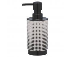Sealskin dispensador de jabón Speckles 361890219 (Negro)