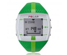 polar Reloj - Cronómetro - Podómetro FT4F Verde