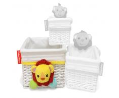 Fisher-Price Cesto De Mimbre Grande Fisher-Price 0m+