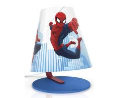 Philips Lámpara De Mesa Led Spiderman Philips/disney 0m+