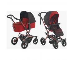 Jane Cochecito de bebé duo crosswalk micro red S53 de Jane
