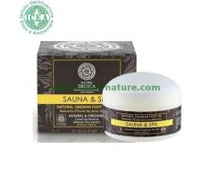 Manteca natural siberiana para pies Sauna & SPA